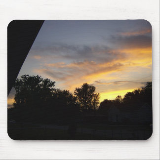 Sunset over Kentucky Mouse Pad