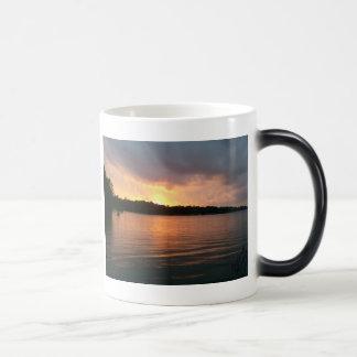 Sunset Over Lake Marion - Morphing Mug