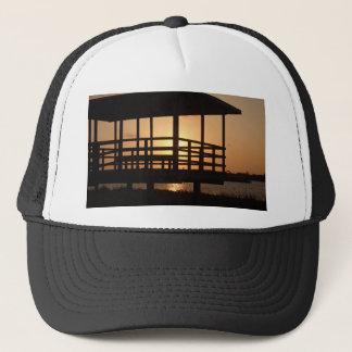 Sunset Over Little Bay Trucker Hat