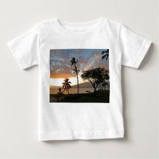 Sunset over Maalaea Bay, Maui Baby T-Shirt