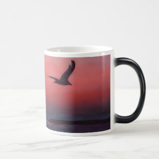 Sunset over Martha's Vineyard Magic Mug