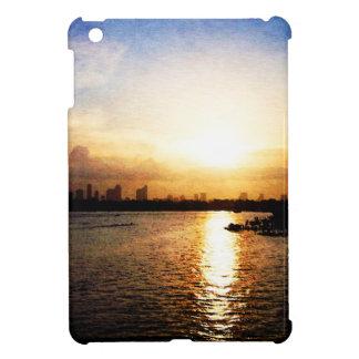 Sunset Over Miami iPad Mini Covers