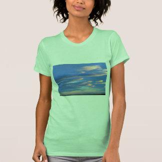 Sunset over Montana grasslands, Montana, USA T-shirt