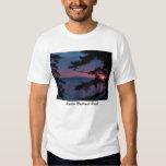 Sunset over Mt. Desert Island Shirt