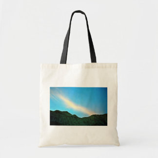 Sunset Over Panamint Mountains Bags