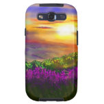 Sunset over Rosedale Galaxy S3 Covers