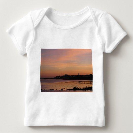 Sunset over Salthill Baby T-Shirt