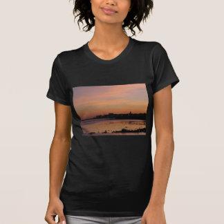 Sunset over Salthill Tee Shirt