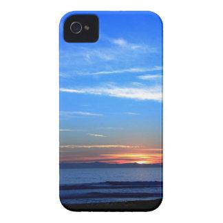 Sunset Over Santa Cruz Island iPhone 4 Case