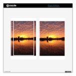 Sunset Over St Pete Beach Kindle Fire Skin