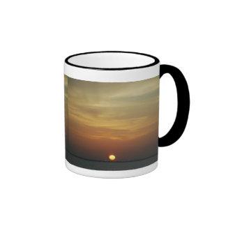 Sunset Over Tampa Bay Mug