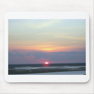 Sunset Over the Bay in Margate, NJ Mouse Pad