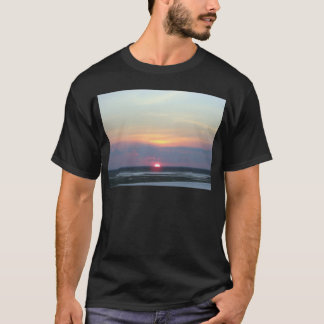 Sunset Over the Bay in Margate, NJ T-Shirt