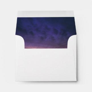 Sunset over the Desert Envelope
