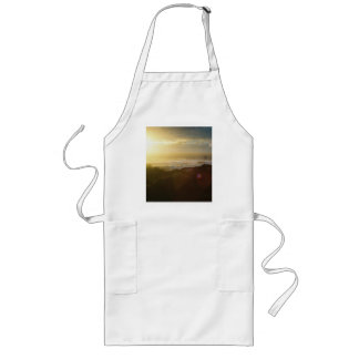 Sunset Over the Pacific Aprons