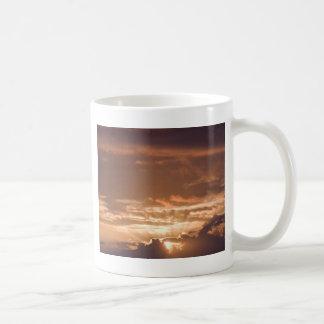 Sunset Over the Pacific Coffee Mug
