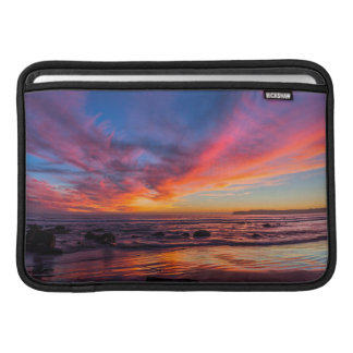 Sunset over the Pacific from Coronado 2 Sleeve For MacBook Air
