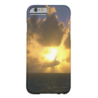 Sunset over the Pacific Ocean Barely There iPhone 6 Case