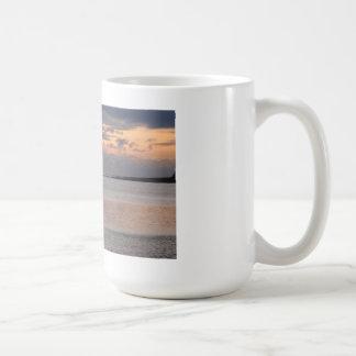 Sunset Over the Sea Mug