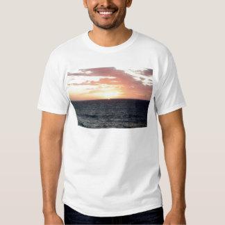 Sunset Over the Sea Shirt