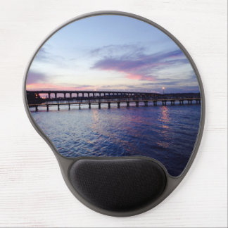 Sunset Over The Water Gifts Gel Mouse Pads
