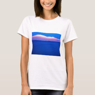 Sunset over Trieste Bay T-Shirt