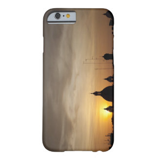 Sunset over Vatican rooftops, Rome, Italy Barely There iPhone 6 Case