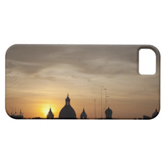 Sunset over Vatican rooftops, Rome, Italy iPhone 5 Cover