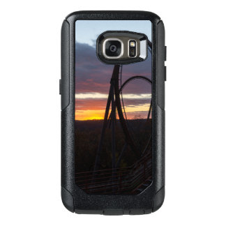 Sunset Over Wildfire OtterBox Samsung Galaxy S7 Case