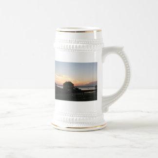 Sunset Overholser 18 Oz Beer Stein