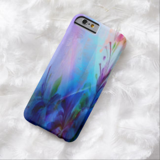 Sunset Painterly Floral iPhone 6 Cases Barely There iPhone 6 Case
