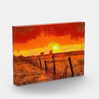 Sunset painting awards