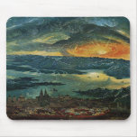 Sunset painting mouse pads