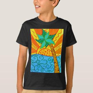 Sunset Palm T-Shirt