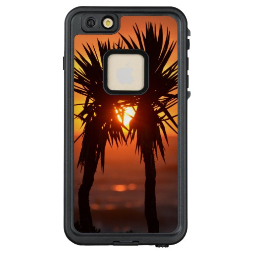 Sunset Palm Tree LifeProof Case