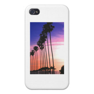 Sunset Palms iPhone 4 Covers
