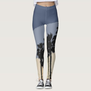SUNSET PALMS LEGGINGS