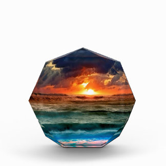 Sunset Panoramic Colours Awards