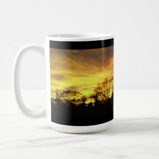 Sunset Park 15 oz. Classic White Mug