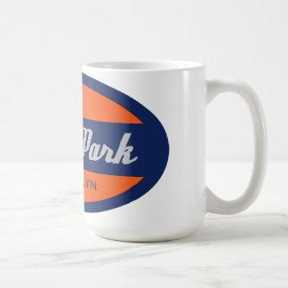 Sunset Park Classic White Coffee Mug