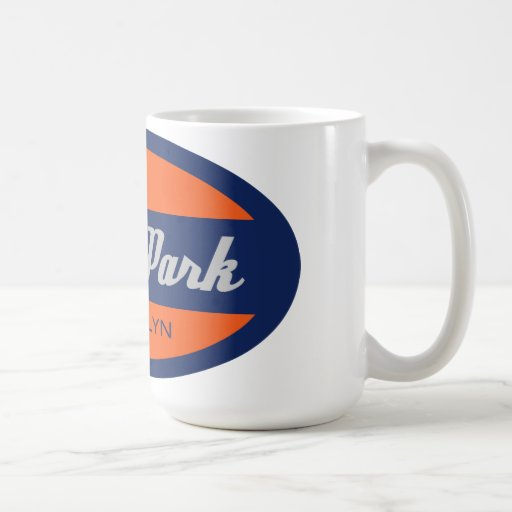 Sunset Park Coffee Mug