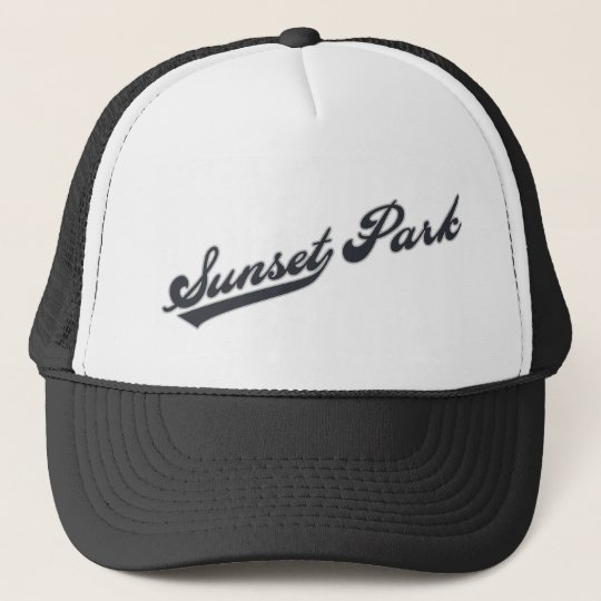 Sunset Park Trucker Hat