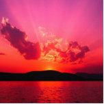 Sunset Photo Cut Out