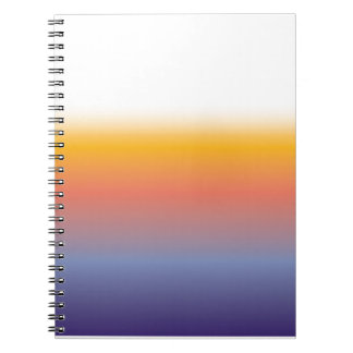 Sunset Photo Notebook (80 Pages B&W)