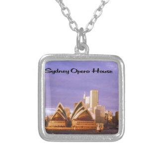Sunset Photo of Sydney Opera House Custom Jewelry