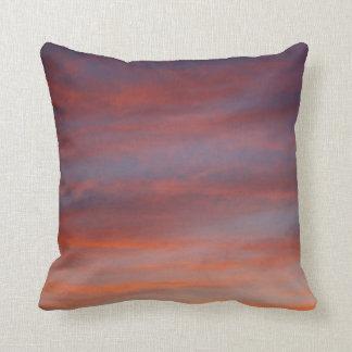 Sunset: Pillow