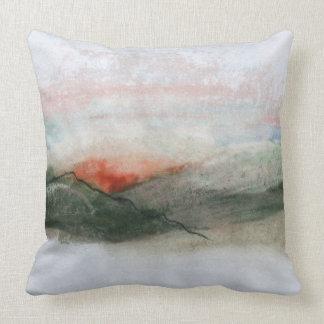 Sunset Pillow by Ron Hevener