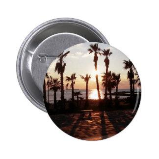 Sunset Pin Redondo 5 Cm
