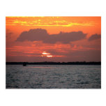 Sunset, Placencia, Belize Postcards