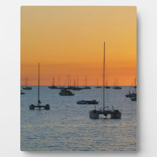 Sunset Display Plaque